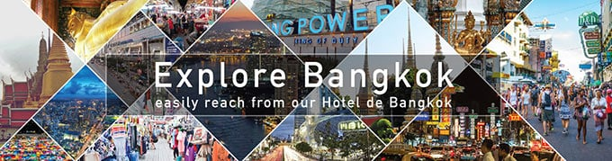 explore bangkok tour