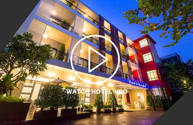 hotel bangkok pratunam